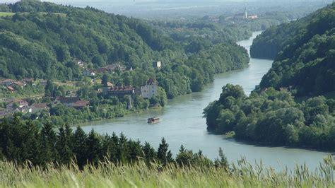 der inn der inn in niederbayern unter unserem himmel