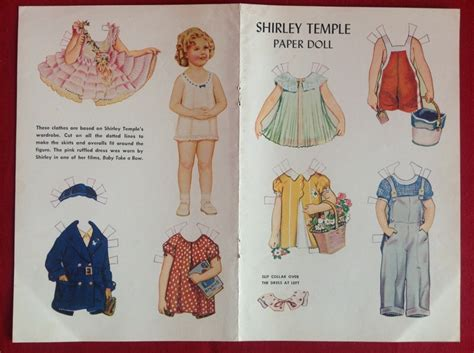 Doll With Paper - vintage paper doll paper dolls and other paper toys