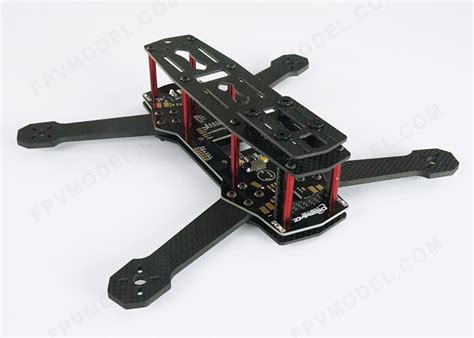 Zmr 250 Quadcopter Carbon Fiber Frame Kit B zmr 250 v2 3k carbon fiber frame w pdb rc groups