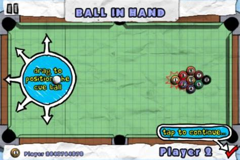 doodle pool review doodle pool ビリヤードできる場所って なかなかありませんよね おすすめiphoneアプリ