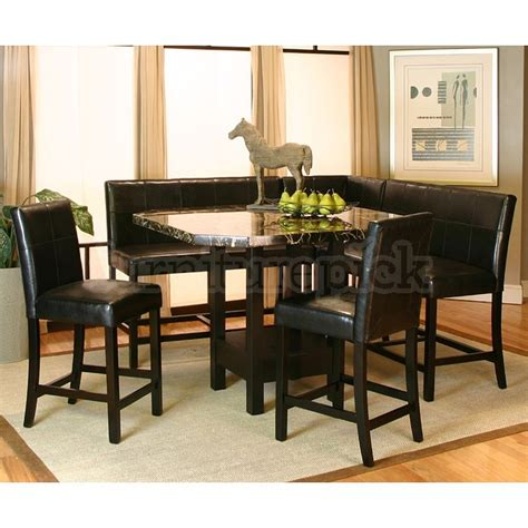 Nook Dining Room Table Dining Nook Set 187 Gallery Dining