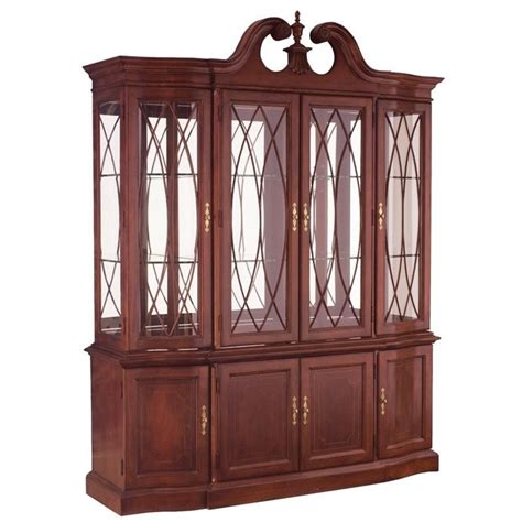drew cherry grove china cabinet china cabinets house home