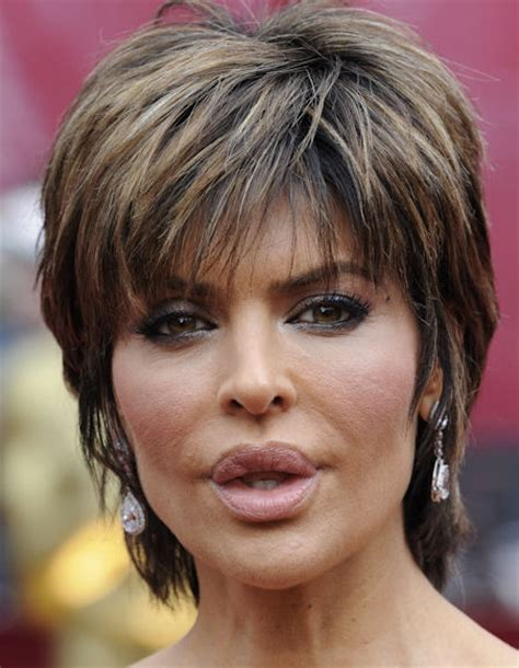 lisa rinnas hair cut guide after years of agonizing struggle lisa rinna deflates her