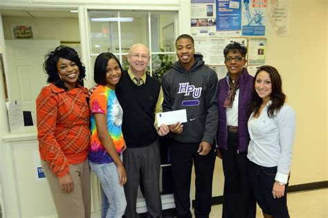 Open Door Ministries High Point Nc by Diversity Club Helps Feed Hundreds With Donation To Open
