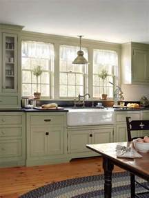 Painted Kitchen Cabinet Color Ideas 80 Cool Kitchen Cabinet Paint Color Ideas