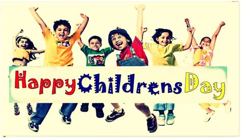 s day why is children s day celebrated on 14th november