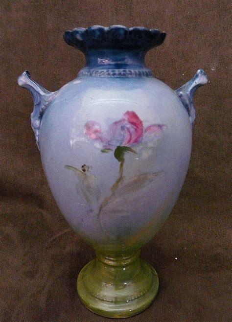 royal bonn germany franz anton mehlem vase