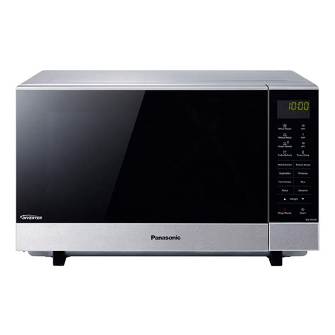 Oven Microwave Panasonic panasonic nn sf574sqpq 27litres 1000w inverter microwave oven home clearance