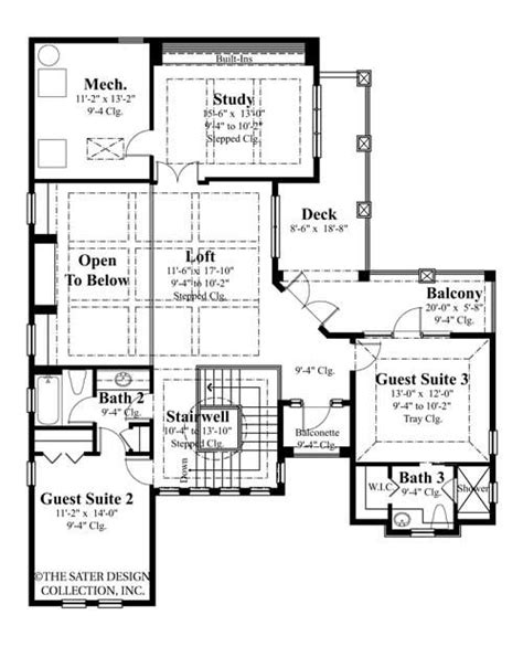 sater house plans 17 best images about courtyard house plans the sater