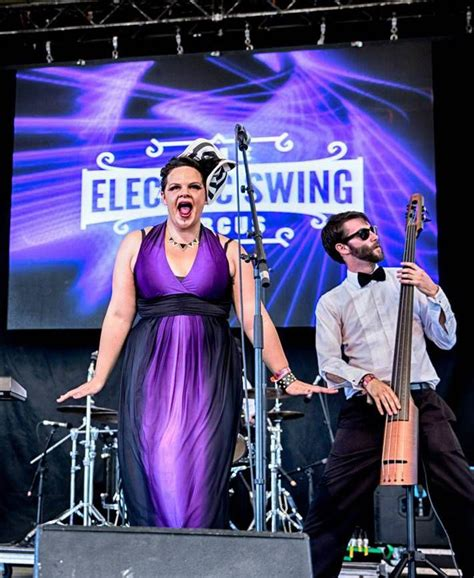 electric swing band 151 best images about indie electronic artistes on