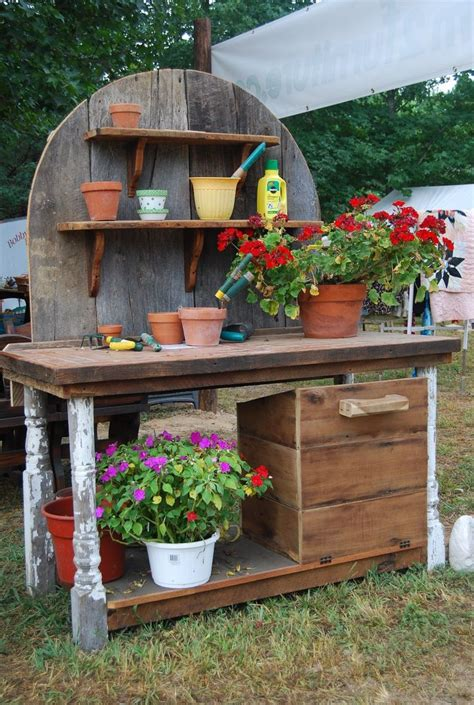 garden potting table for sale 596 best potting benches images on counter