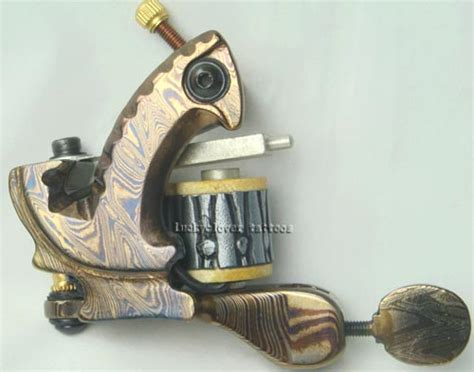 Best Handmade Machines - top handmade authentic damascus machine liner tm