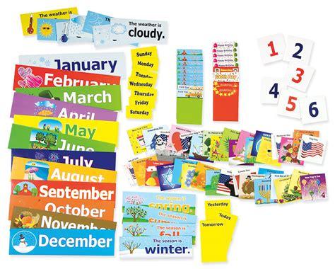 Calendar Weather Calendar Weather Pocket Chart Best Educational Infant