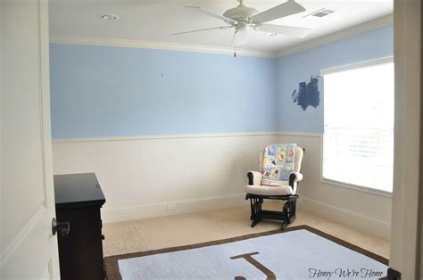 sherwin williams light blue honey we re home big boy room paint