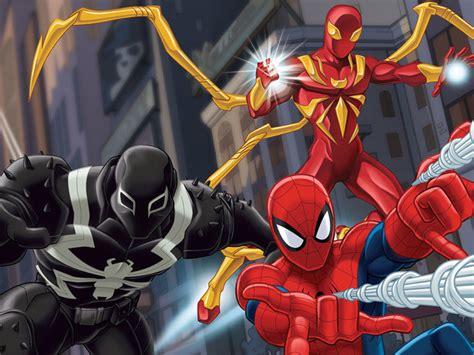 imagenes de ultimate spider man web warriors ultimate spider man gallery web warriors disney