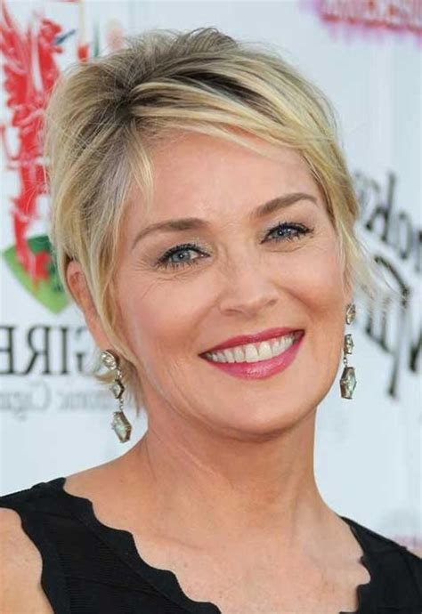 thin hair over 50 cuts 15 best of short hairstyles for fine hair for women over 50