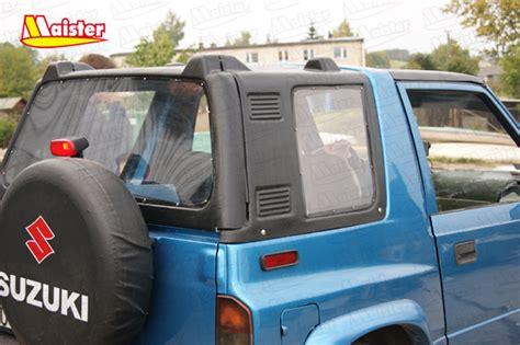 Harte Suzuki Sztywny Dach Twardy Suzuki Vitara Top