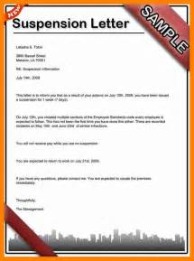 A Letter Of Application For A Exles 8 sle suspension letter resumes great