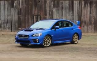 Wrx Subaru 2015 2015 Subaru Wrx Sti Drive