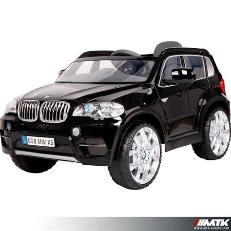 voiture pour 3 si鑒es auto voiture 233 lectrique pour enfant bmw x5 licence officielle