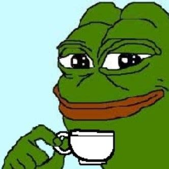 Meme Generator Pepe - pepe drinking tea meme generator