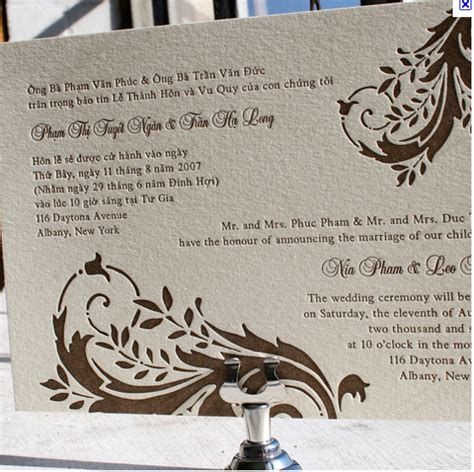 bilingual wedding invitations de lovely affair multicultural weddings bilingual