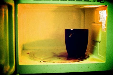 office courtesy series microwave etiquette