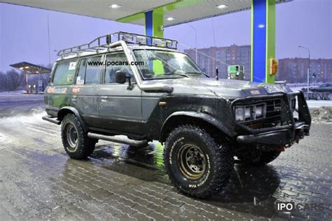 Toyota Hj 1990 Toyota Land Cruiser Hj 60 12ht Turbo This Car