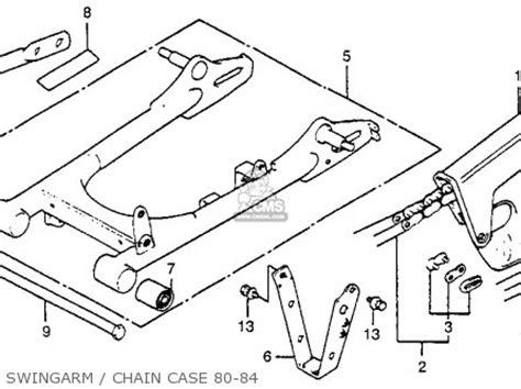 honda xr   usa parts lists  schematics