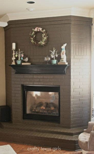 best 25 painted brick fireplaces ideas on pinterest brick fireplace makeover painting brick
