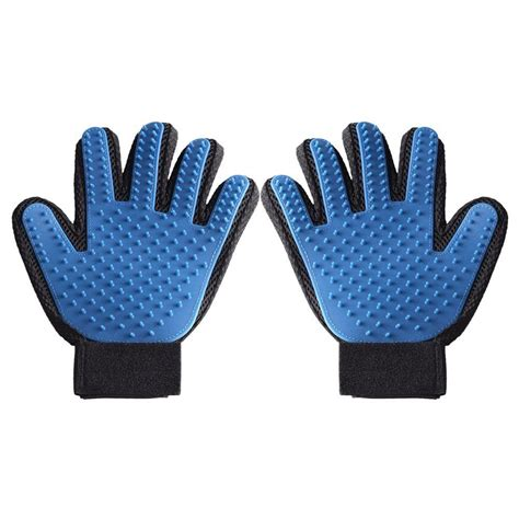 grooming glove cideros professional pet grooming gloves best cat and grooming