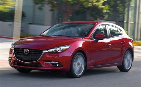 Mazda 3 2017 Hatchback Review by 2017 Mazda 3 2 5l Manual Hatchback Review Car And Driver
