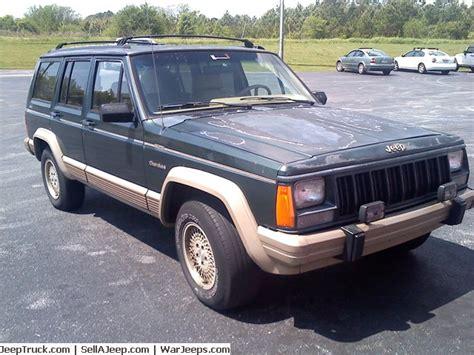 Jeep Country Edition 1994 Jeep Country Edition