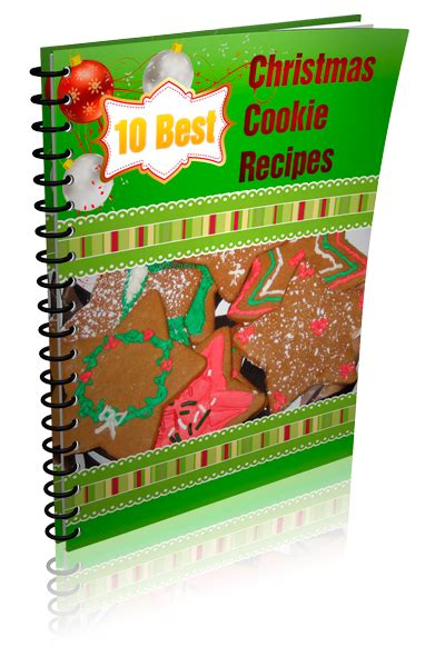 10 best christmas cookie recipes 1 free stuff 4 daily needs