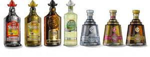 Sierra silver tequila top 10 strongest alcoholic drinks in the world