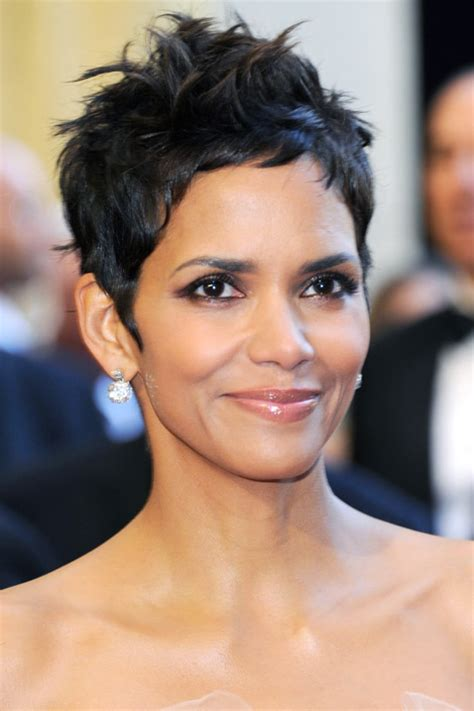 hailey berrys pixie cut how to cut halle berry pixie haircut