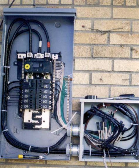 aluminum electrical wiring box service panels and splice boxes aluminum wire repair inc