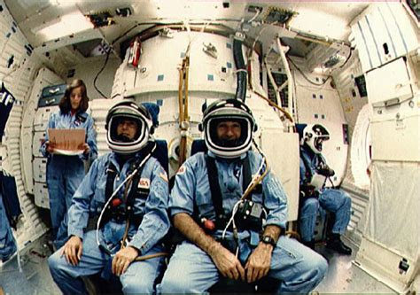 Challenger Crew Cabin Photos by Challenger Space Shuttle Cockpit Page 2 Pics About Space