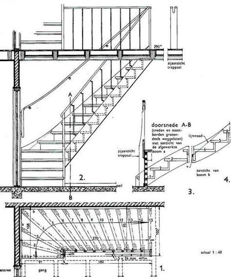 bouwbesluit trap balustrade 25 beste idee 235 n over bouwbesluit op pinterest kelder