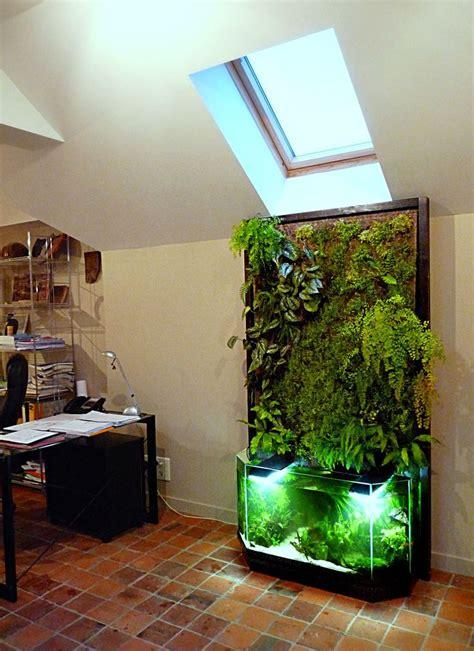 Mur V G Tal Int Rieur Avec Aquarium by Les 25 Meilleures Id 233 Es De La Cat 233 Gorie Mur V 233 G 233 Tal