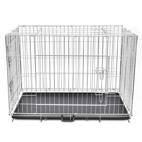 gabbia per cani articoli per gabbia per cani pieghevole xl vidaxl it