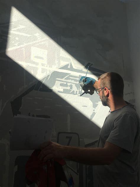 graffiti innenraum voith salzgitter graffitikuenstler