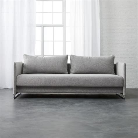 Cb2 Sofa Bed Flex Orange Sleeper Sofa Cb2 Thesofa Cb2 Sleeper Sofa