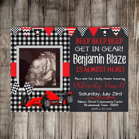 Race Car Baby Shower by Best 25 Car Baby Showers Ideas On Vintage Car