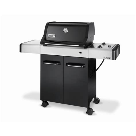 shop weber spirit e 210 2 burner liquid propane gas grill