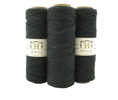 with hemp cord black hemp cord 1mm