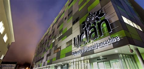 Of Central Lancashire Mba Ranking by Of Central Lancashire Uclan Iq Student