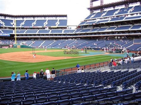 sectioned under 136 citizens bank park section 134 philadelphia phillies
