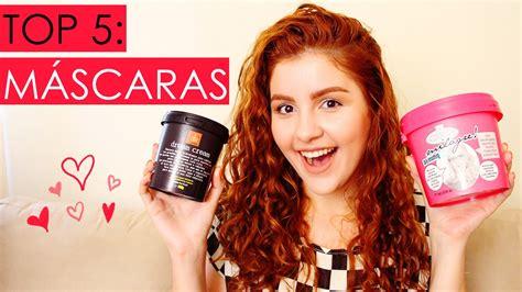 cabellos ondulados top 5 m 225 scaras para cabelos cacheados e ondulados daianne