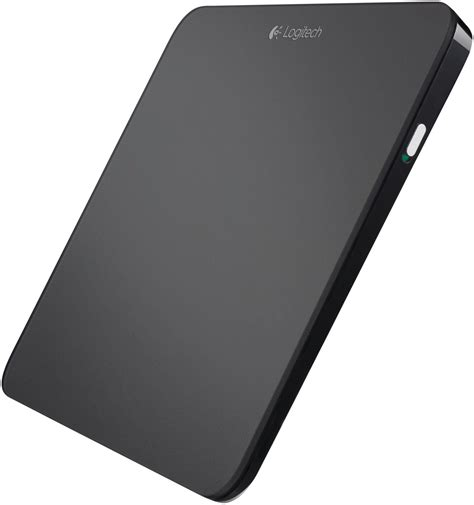 Logitech Touchpad T650 logitech t650 wireless rechargeable touchpad windows 8 rt unifying receiver buy from